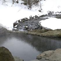 露天風呂/開放感のある風景の中、浸かる時間は至福の時。。◎冬季期間はお休みしております。