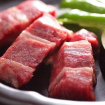 「 但馬牛ステーキ 」の一例