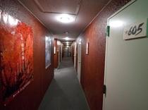 館内の様子(6階)札幌エリア