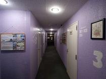 館内の様子(5階)富良野エリア
