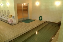 女性館内大浴場(人工温泉)その2