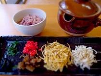 マリンテラス風鶏飯