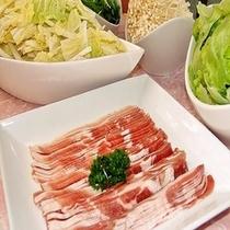 【夕食】ディナーブッフェ