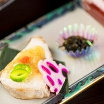 【季節替わりの料理】焼き物一例