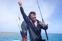 【オプションメニュー】船釣り体験