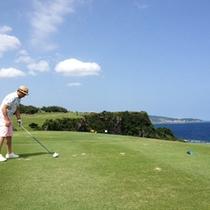 *【ゴルフ】ナイスショット!気持ちのいい汗を流しましょう♪