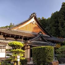 出石・宗鏡(すきょう)寺 沢庵和尚が再興したことから沢庵寺とも呼ばれる、出石城主代々の菩提寺です