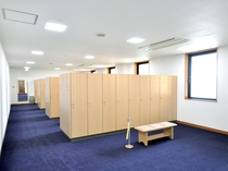【館内】女性用ロッカールーム