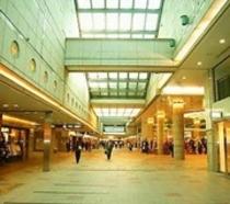 【アクセス】地下鉄からクリスタ長堀へ2B出口スグ上がホテルです。