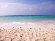 フサキビーチまで徒歩で行けます