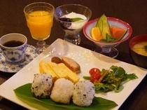 選べるモーニング・和定食