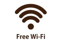 然然フロアーは無料Wi-Fi対応