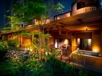 自然風景と天然温泉を愉しむ静寂の宿(ホテル鐘山苑4階5階特別フロアー)