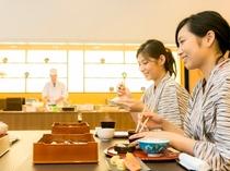 SASA-STYLEプラン(朝食専用会場)解放感溢れる専用会場でご朝食