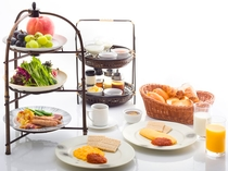 SASA-QUALITYプラン/お部屋での朝食:洋食(イメージ)