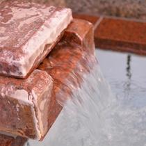 【お風呂】リウマチ、虚弱体質、婦人病などに効能が期待される天然温泉です