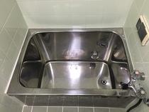 浴室 浴槽と洗い場(イス付)があり、お好みのスタイルでシャワータイム。
