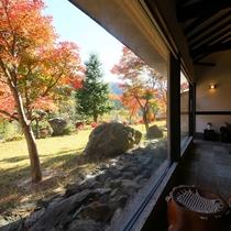 貴賓室「秋景」