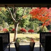 和室二間客室「秋景」