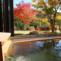 和室二間半露天風呂「秋景」