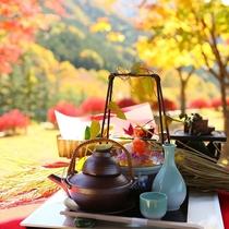 秋料理イメージ