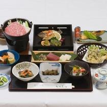 *経塚膳コース一例/量をしっかりと食べたい方はこちらのコース☆