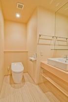 客室トイレ&洗面スペース