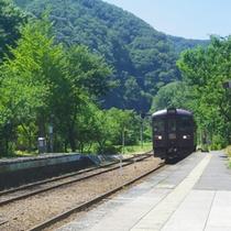 *【周辺】わたらせ渓谷鉄道の神戸(ごうど)駅が最寄駅です。