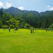 *【周辺】グラウンドゴルフ場/チェックイン前やチェックアウト後も楽しめます。