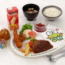 *【夕食例】幼児用料理/お子様に人気のメニューを揃えています。