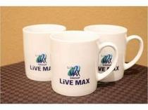 リブマックス特製マグカップ