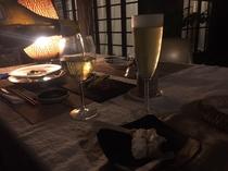 ディナー&ワイン