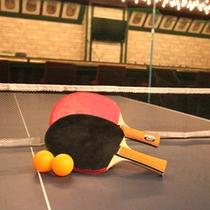 *「卓球バー」地下1F/卓球も楽しめる落ち着いた雰囲気で、気分転換を◎卓球60分で1,000円
