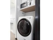 洗濯乾燥機・電子レンジ