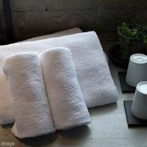 ■客室アメニティ/吸水性に優れた今治タオルを2種類ご用意