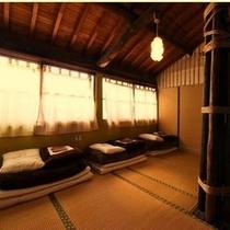 【和室】 懐かしい雰囲気の畳のお部屋です!