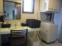 全室パウダー&ランドリールーム(ガス衣類乾燥機、洗剤付)