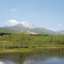 *【周辺】いもり池は、周囲500mほどの小さな池で、散策に最適です。