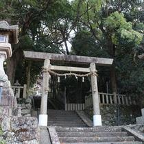 *周辺観光:須佐神社