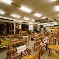 パイル織物資料館