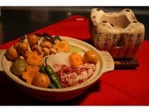地味噌牡丹鍋