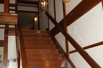 メイン階段