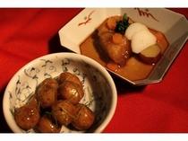郷土料理小鉢