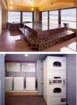 最上階:宿泊者専用コーナー