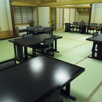 *【施設】栄養満点のお食事は、こちらの食堂でどうぞ。