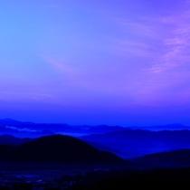神鍋山の山頂からの景色