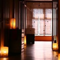 3階廊下風景