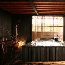 貸切露天風呂特別室【天照の癒】通常は有料予約制