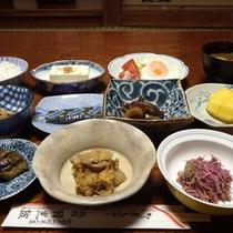 *【朝食例】栄養バランスの整った和朝食をご用意致します。