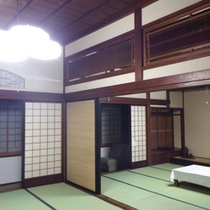*【客室例】和室8畳/東館